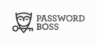 The logo of Password Boss
