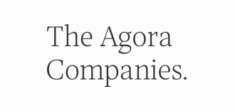 The logo of The Agora Companies