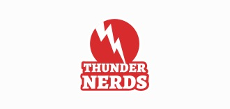 The logo of the Thundernerds