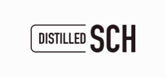 The logo of DistilledSCH