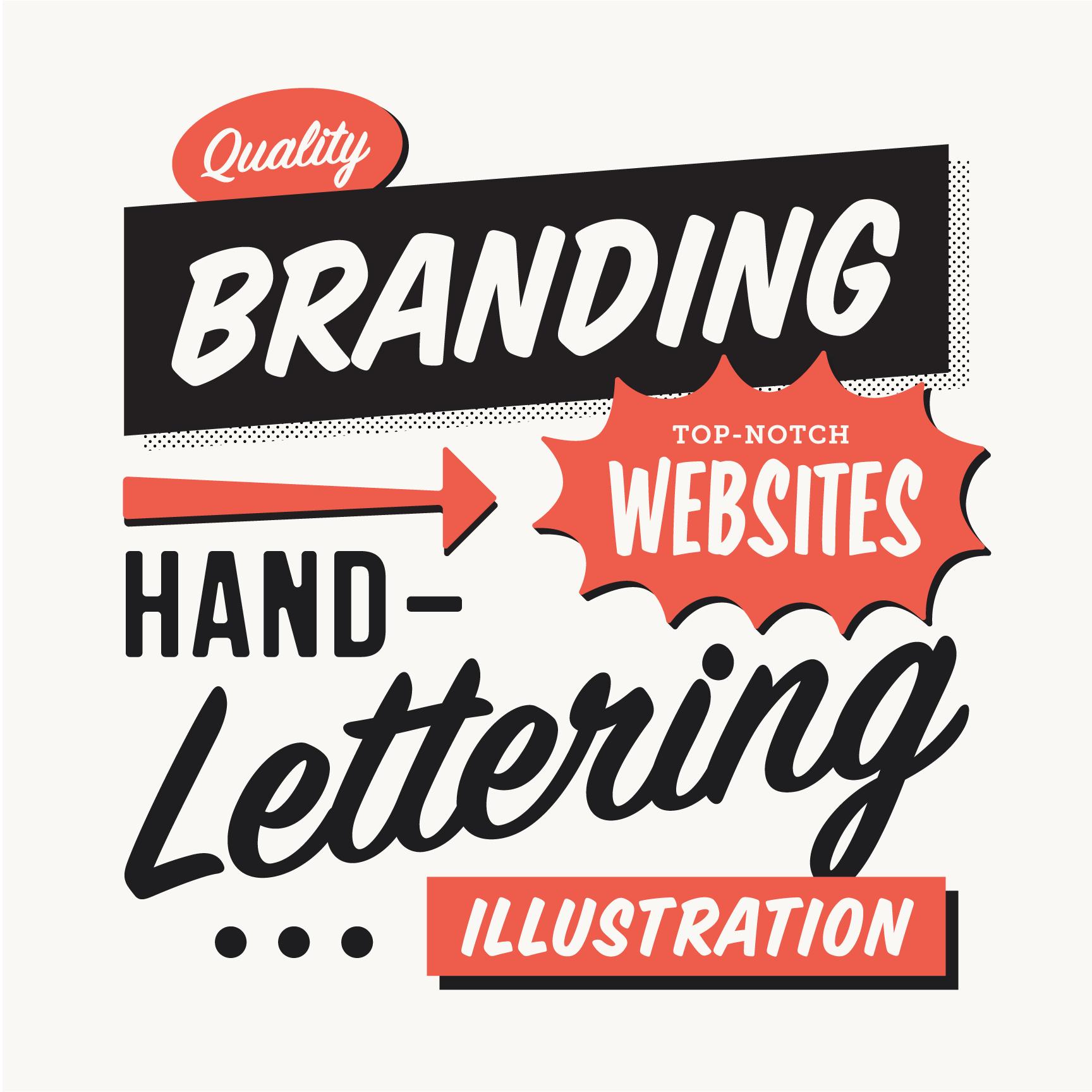 Katie Cooper High-Quality Branding, Brand Identity, Web Design, Websites, Hand-Lettering, Lettering, Illustration, Strategy