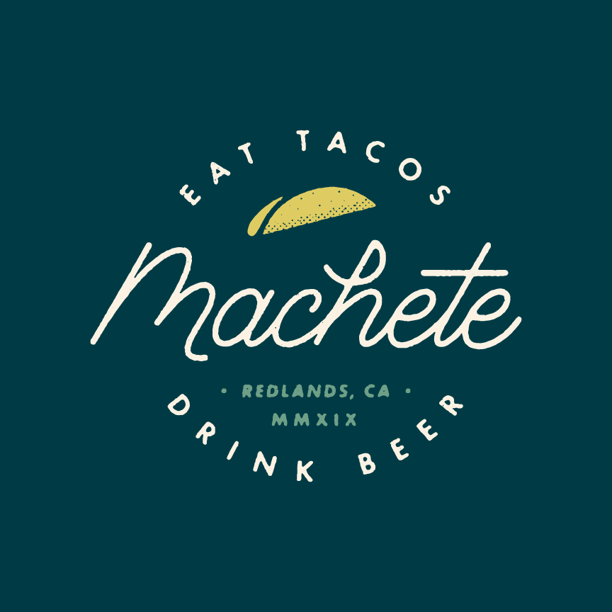 Machete Mexican Food in Redlands, California Designer: Katie Cooper