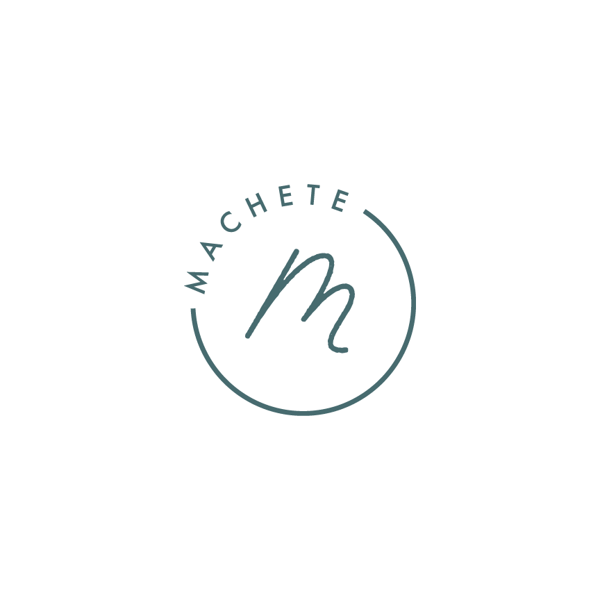 Brand Identity mark for Machete