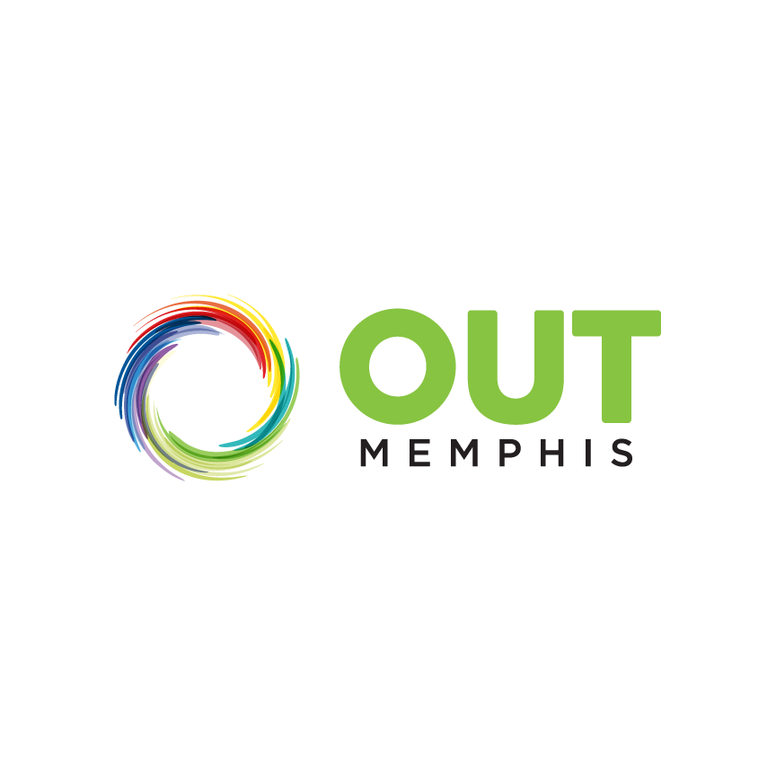 old logo design for outmemphis