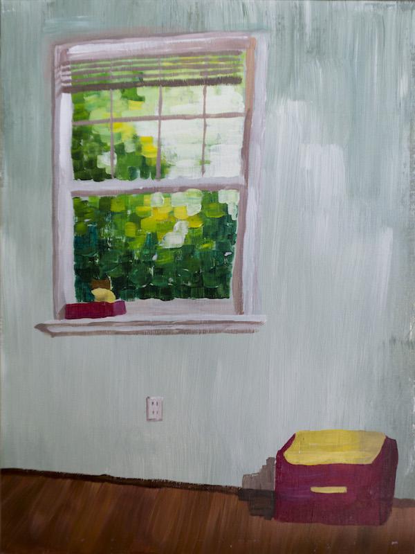 Acrylic PaintingInterior