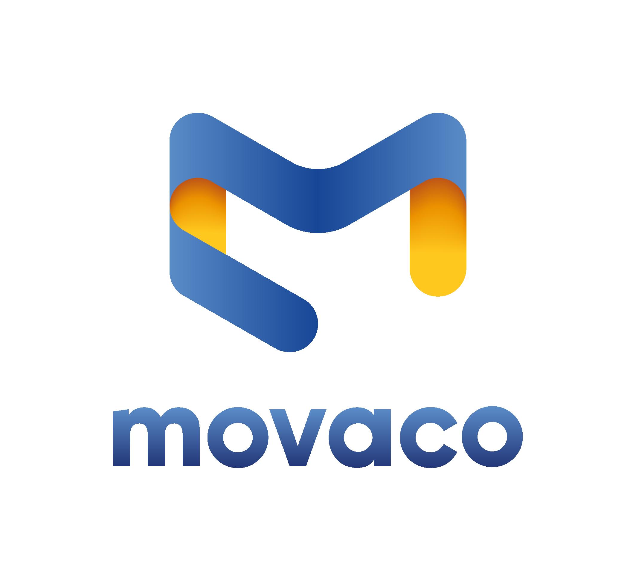 Logo movaco GmbH