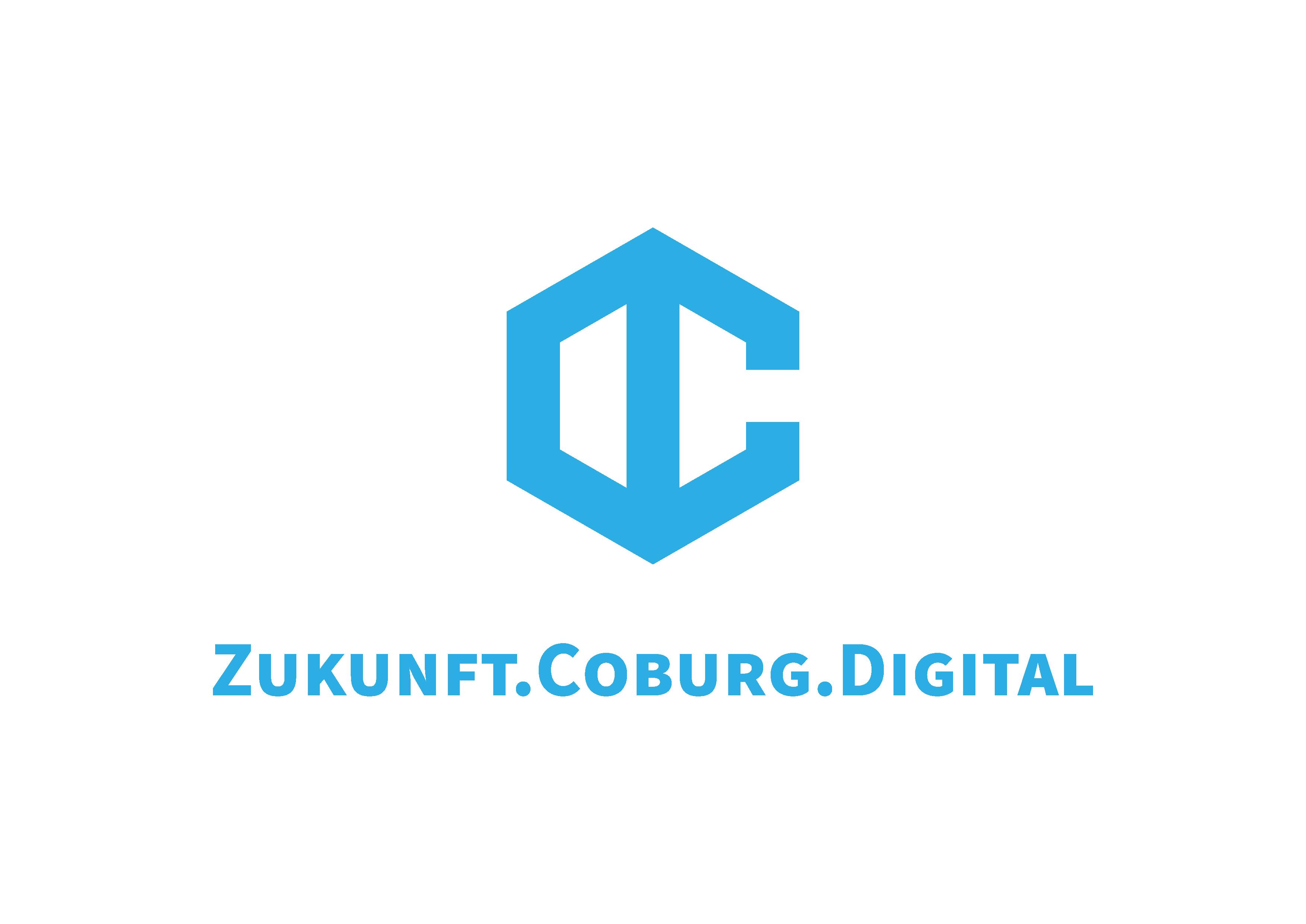Logo Zukunft.Coburg.Digital