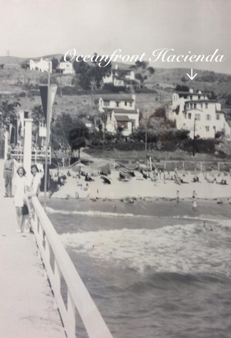 Original photo of hacienda the