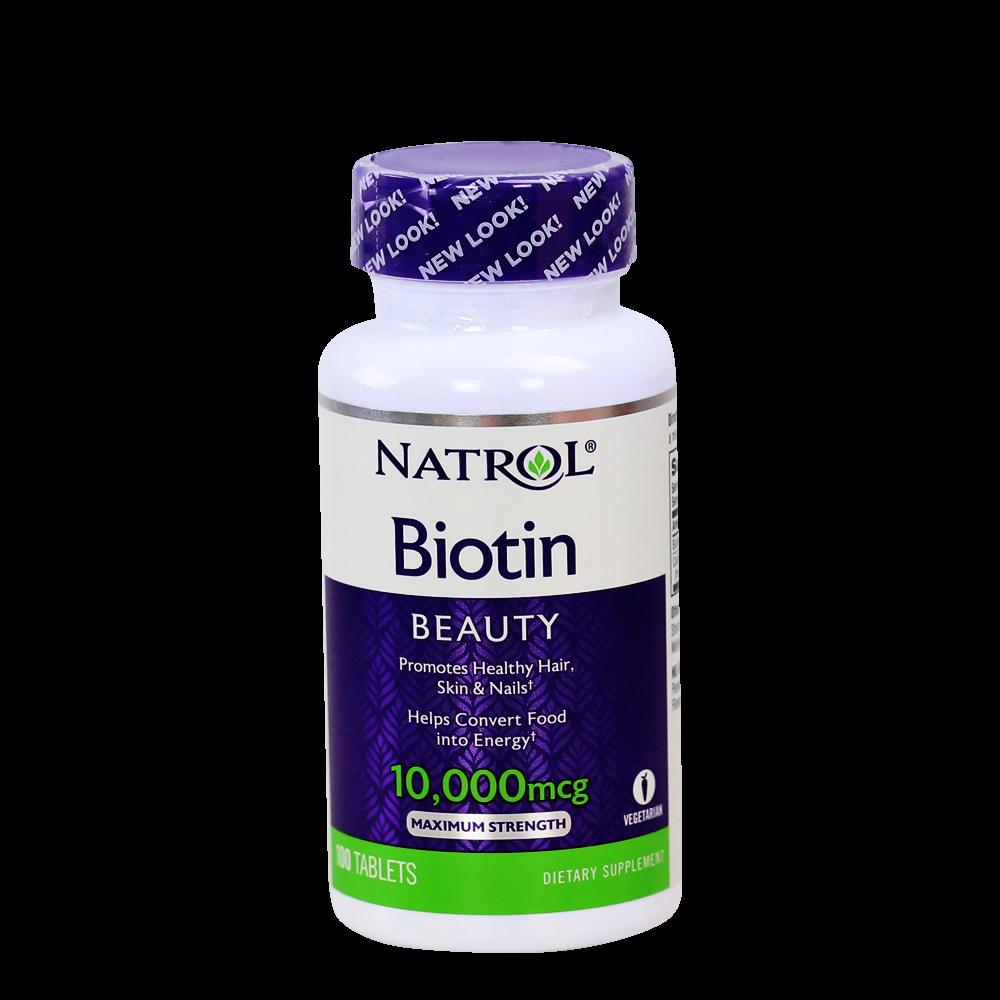 6. Thuốc mọc tóc Biotin