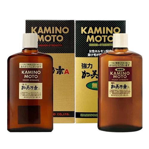 6. Thuốc mọc tóc Kaminomoto - thương hiệu uy tín đến từ Nhật Bản