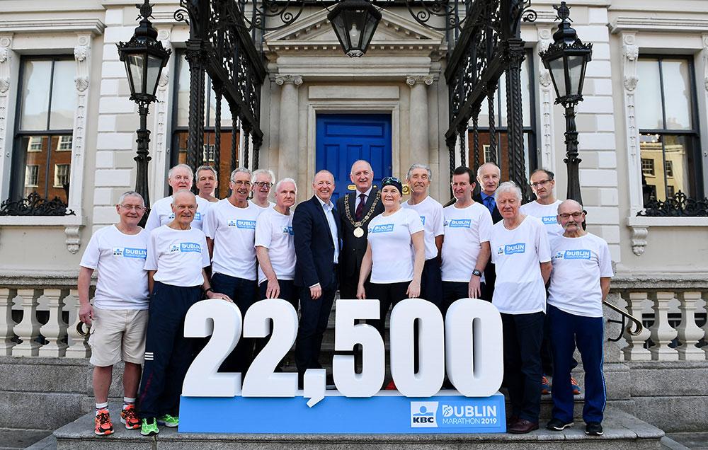 Event Activation with KBC Dublin marathon