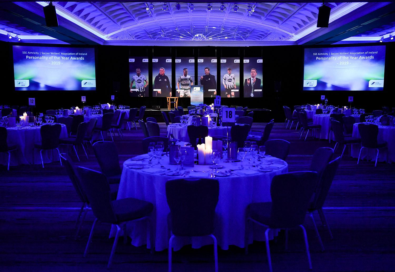 Event activation SSE Banquet