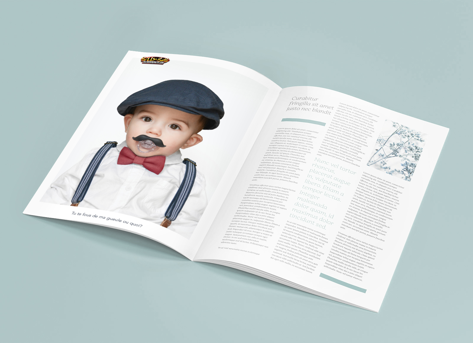 Billybob magazine