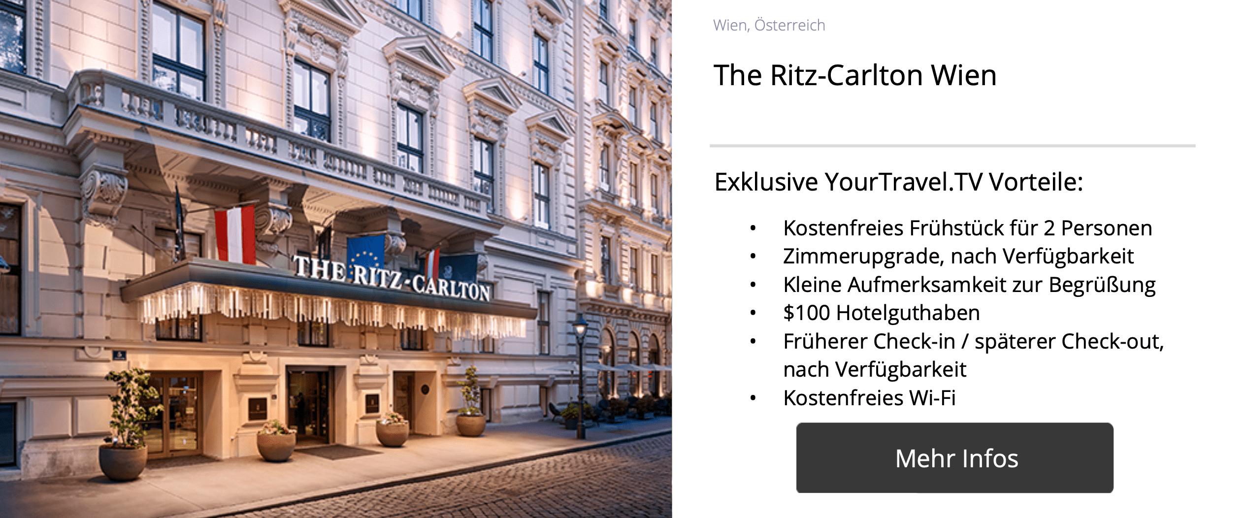 Ritz-Carlton Wien