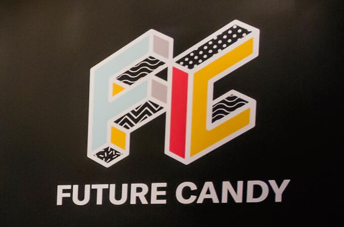 Future Candy auf der OMR Hamburg