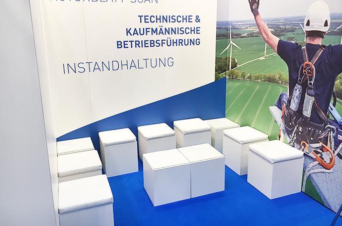VSB auf der WindEnergy Hamburg