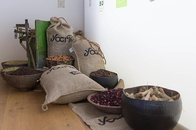 Yogi Tea auf der Biofach Nürnberg