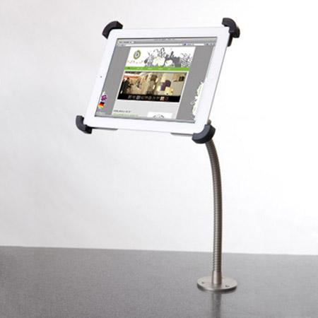 Gooseneck iPad Ständer