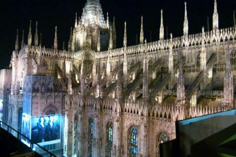 Bauleitung für Elektrolux The Cube in Mailand