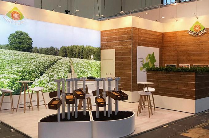 Europlant auf der Fruit Logistica Berlin
