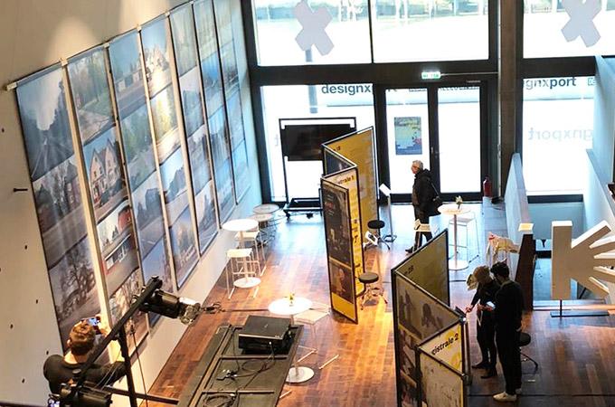 Urbanista im Designzentrum Designxport in Hamburg