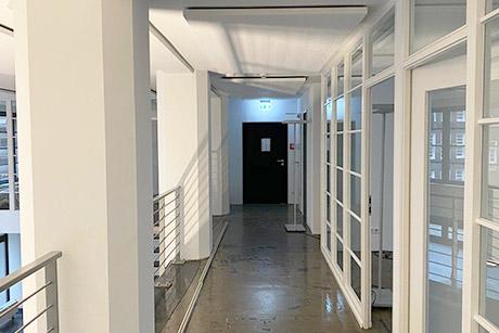 Büroausbau für Urbanista in Hamburg