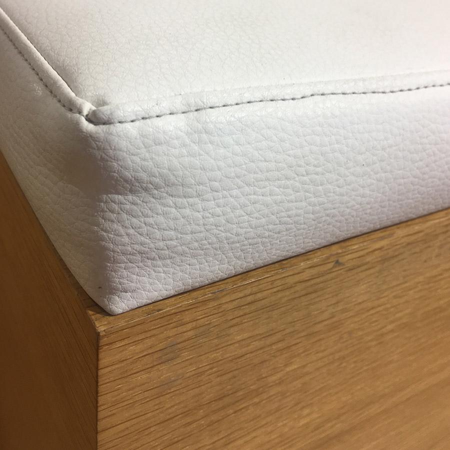 Sitzwürfel Eiche