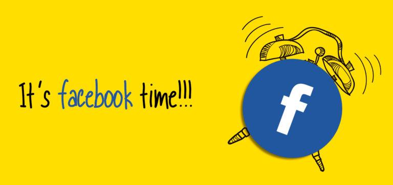 Στον επόμενο τόνο η ώρα θα είναι... Facebook