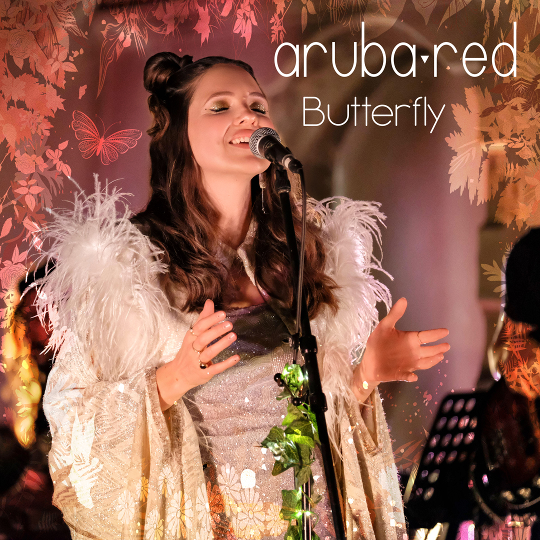 Watch Aruba Red's mesmerising visual to Butterfly