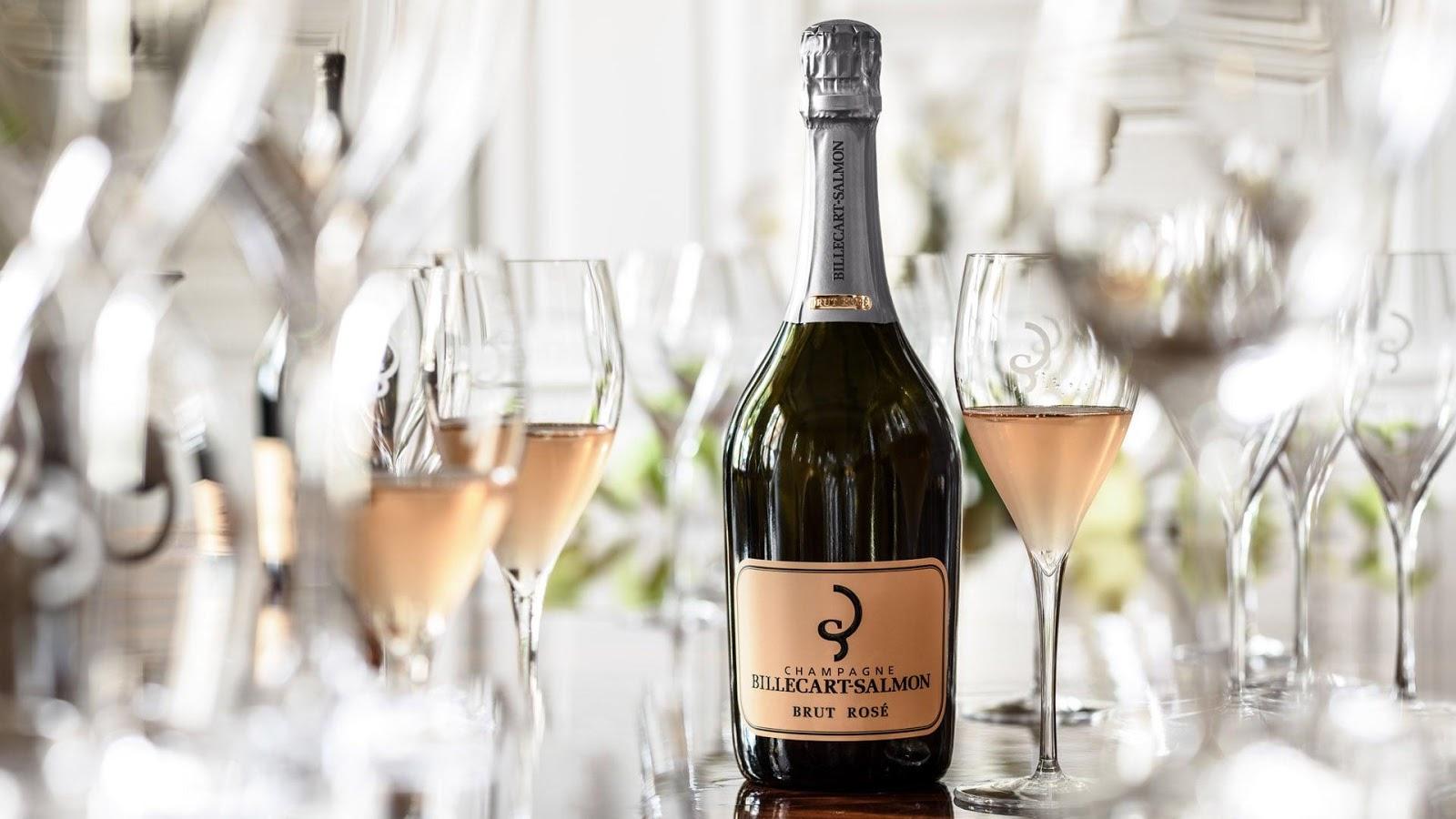 Champagne Billecart Salmon BRUT ROSÉ - Lifestyle Boutique 31