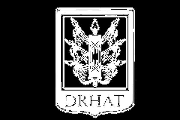 Direction des ressources humaines de l'armée de terre logo
