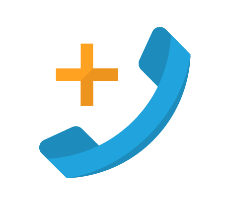 icon for enable landline