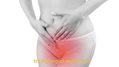 Triệu chứng viêm âm đạo - nhiễm trùng âm đạo