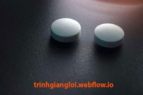 Thuốc phá thai có 2 loại thuốc