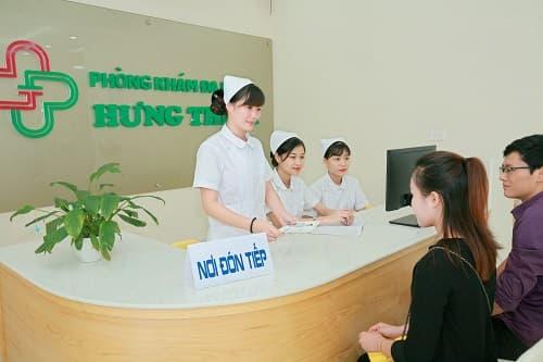 Review Phòng khám đa khoa Hưng Thịnh 380 Xã Đàn ở Hà Nội