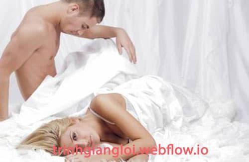 Chữa xuất tinh sớm bằng liệu pháp tình dục