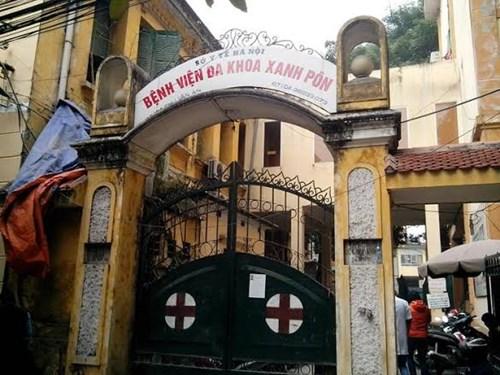 Bệnh viện đa khoa Xanh Pôn