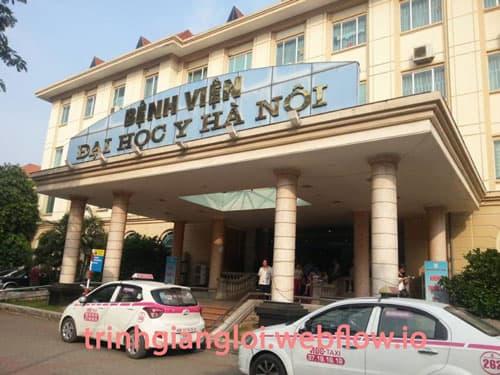 Khám hiếm muộn tại Bệnh viện Đại học Y Hà Nội
