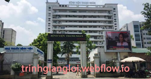 Bệnh viện đa khoa Thanh Nhàn chữa hiếm muộn