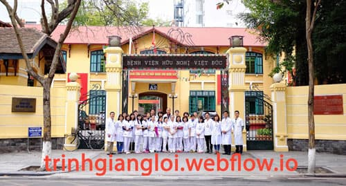 Khám nam khoa tại Bệnh viện Việt Đức