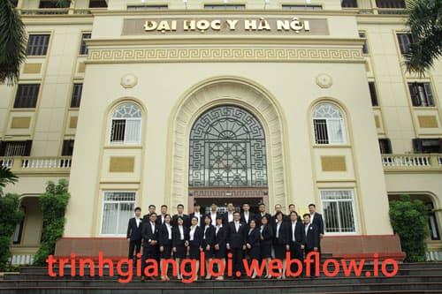 Khám nam khoa ở Bệnh viện Đại học Y Hà Nội