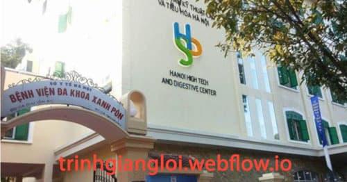 Khám nam khoa tại Bệnh viện đa khoa Xanh Pôn (Saint Paul)