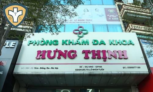 Review chất lượng dịch vụ chăm sóc của phòng khám đa khoa Hưng Thịnh