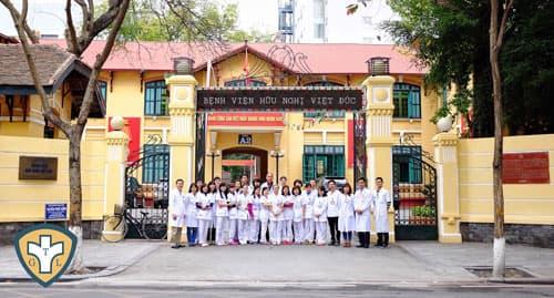 Bệnh viện Việt Đức chữa bệnh rò hậu môn tốt