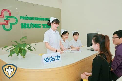 Phòng khám đa khoa Hưng Thịnh chữa rò hậu môn uy tín