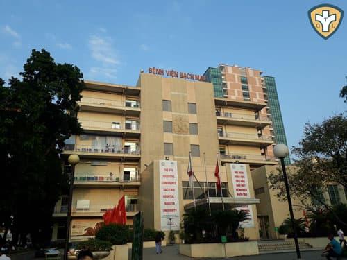 Bệnh viện Bạch Mai - Địa chỉ chữa bệnh rò hậu môn tốt