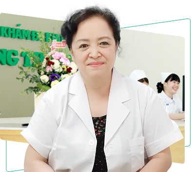 Giới thiệu bác sĩ CKI Trần Thị Thành