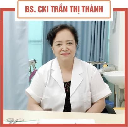 Giới thiệu bác sĩ sản phụ khoa CKI Trần Thị Thành