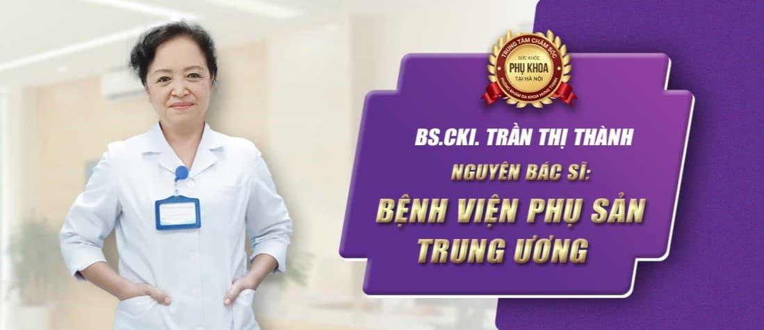 Công việc của bác sĩ CKI Trần Thị Thành tại TriGia Lo