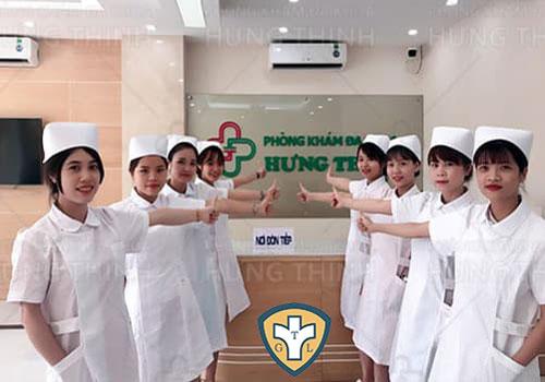 Bệnh viện Hưng Thịnh có hệ thống cơ sở hạ tầng tốt trong thời gian chờ đợi